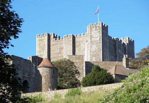 The United Kingdom - Dover Castle