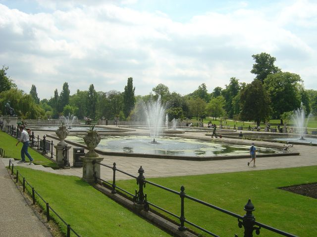 The United Kingdom - Hyde Park in London