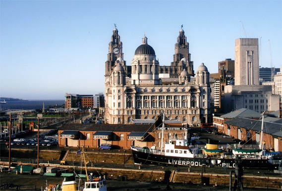 The United Kingdom - Liverpool City