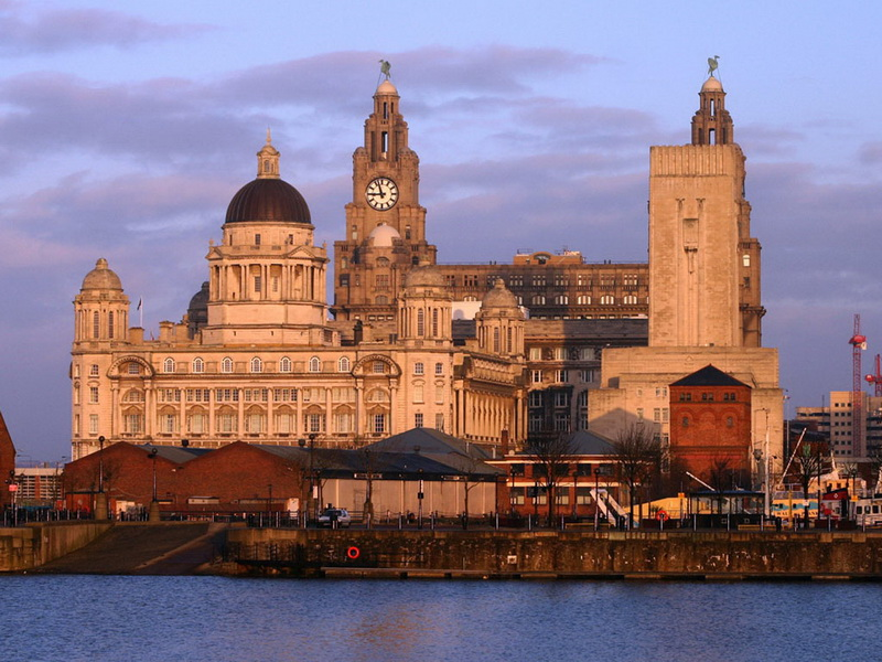 The United Kingdom - Liverpool