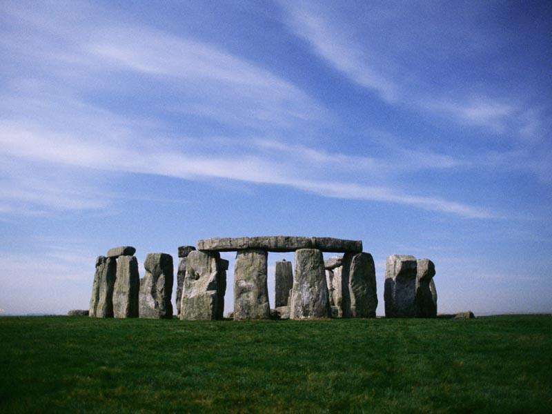 The United Kingdom - Stonehenge