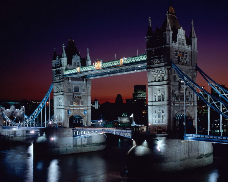 The United Kingdom - Tower Bridge