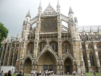 The United Kingdom - Westminster Abbey