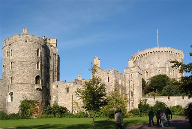 The United Kingdom - Windsor Castle