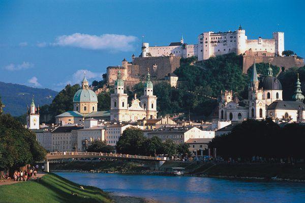 Resultado de imagem para Hohensalzburg Fortress, Salzburgo – Áustria