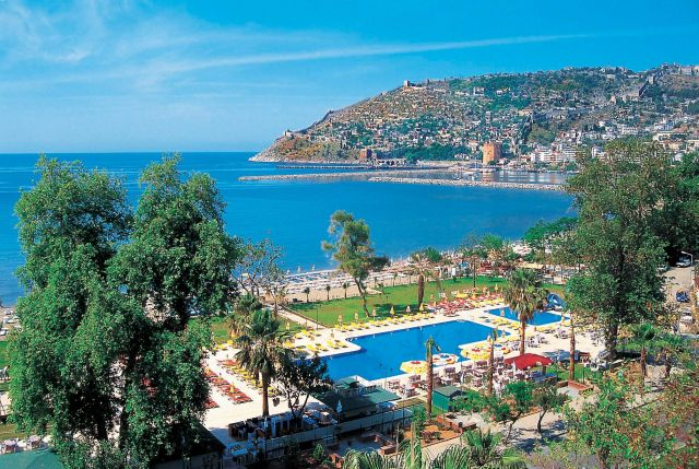 Turkey - Alanya -the pearl of Turkey