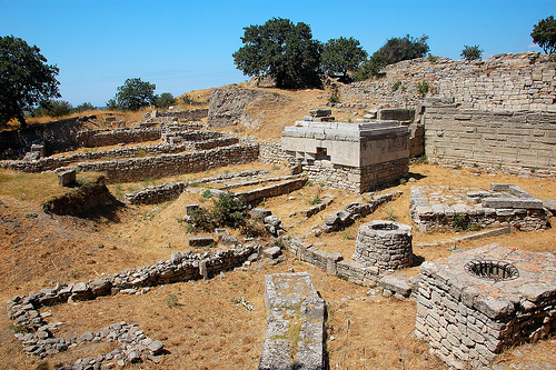 Turkey - Ancient Troy