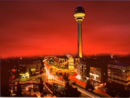 Turkey - Ankara-the capital city