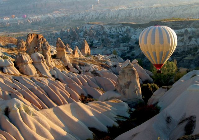 Turkey - Cappadocia -natural wonder