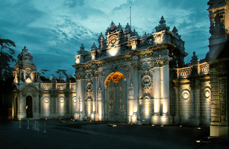 Turkey - Dolmabahce Palace