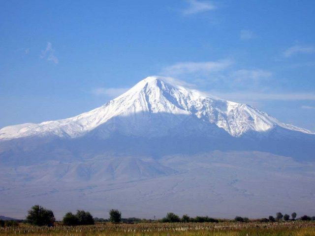 Turkey - Mount Ararat -Noah's Ark is believed to have landed here