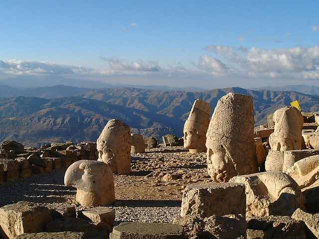 Turkey - Mount Nemrut