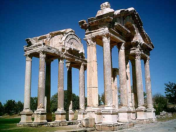 Turkey - Temple of Aphrodite