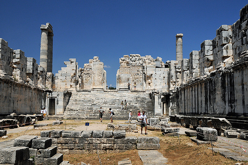 Turkey - Temple of Apollo at Didyma