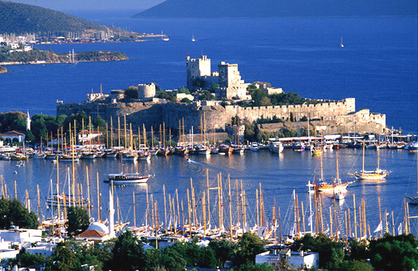 Turkey - The City of Bodrum