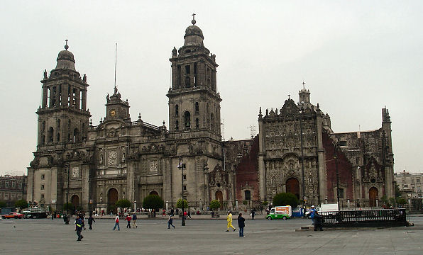 Mexico - Metropolitan Cathedral