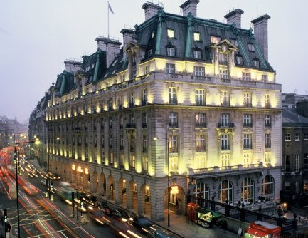 Ritz Hotel London - Exterior view