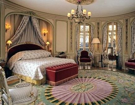 Ritz Hotel London Suite View