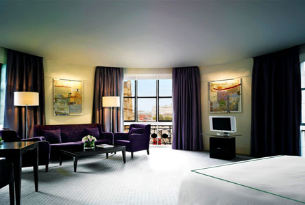 One Aldwych Hotel - Elegant indoor space