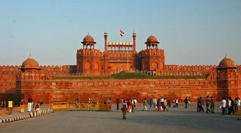 India  - Delhi Red Fort