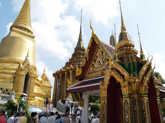 Thailand  - The Grand Palace