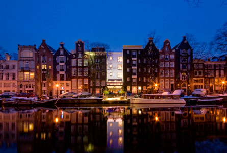 Hotel Pulitzer The Best 5 Star Hotels In Amsterdam