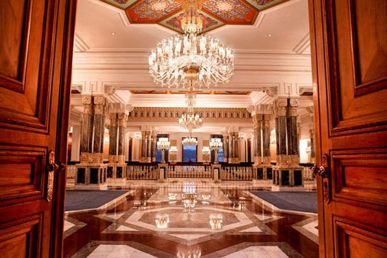 Hotel Ciragan Palace - Luxury and exuberance