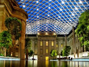 Kogod Courtyard in Washington D.C.