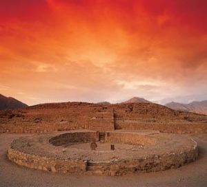 Caral-Supe City