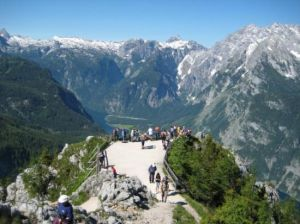 Berchtesgaden National Park, Germany