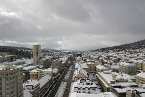 Chaux-de-Fonds and Le Locle City