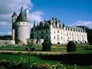 Chenonceau Castle in France