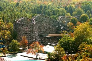 Knoebels Amusement Resort, Pennsylvania
