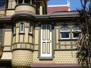 The Winchester House in San Jose, California