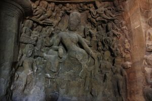Elephanta Caves in Mumbai