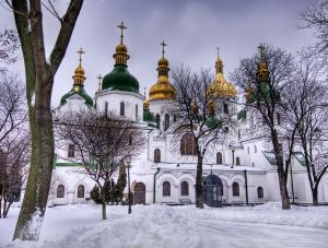 St. Sophia Cathedral in Kiev