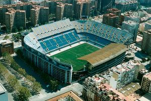 Nou Mestalla in Valencia, Spain