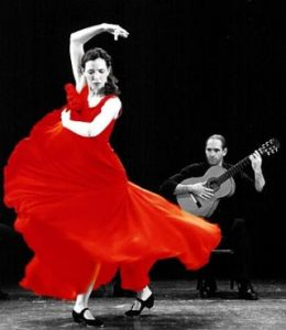 Flamenco in Sevilla, Spain