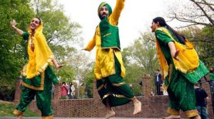 Bhangra in London, UK