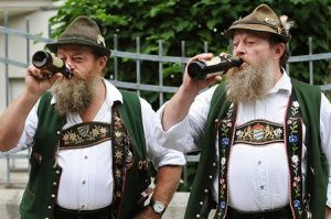 Beerfest in Munchen, Germany