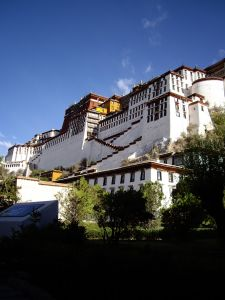 The Potala Palace, Tibet