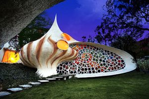Nautilus House, Mexico