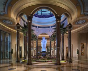 The Palazzo Resort in Las Vegas, USA