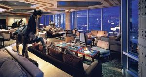 Grand Hyatt, Shanghai, China