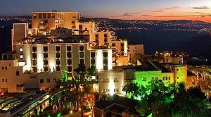 Grand Hills Hotel and Spa in Beirut, Lebanon