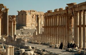 Palmyra in Syria