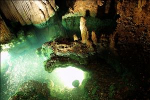 Luray Caverns in Virginia