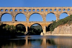 Pont du Gard in France