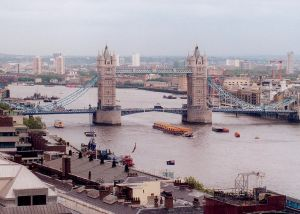 Tower Bridge in United Kingdom