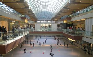 The Galleria in Houston, USA